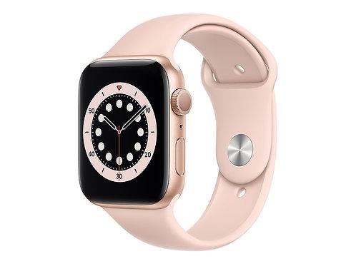 Apple Watch Series 6 Cassa alluminio e cinturino Sport