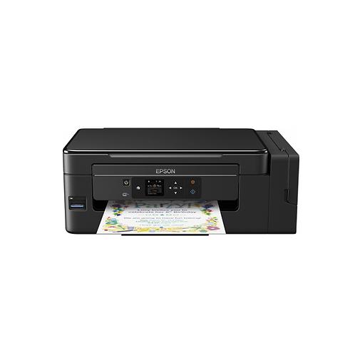 Epson Multifunzione A4 EcoTank Home inkjet Modello Eco ET2650 Stampa a colori
