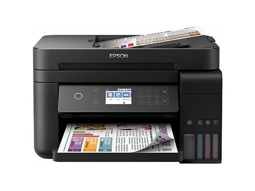 Epson Multifunzione A4 EcoTank Office inkjet Modello Eco ET4750 Stampa a colori