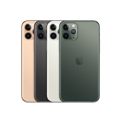 "iPhone 11 Pro Max con OLED Retina Display 6,5"" Processore A13 Bionic"
