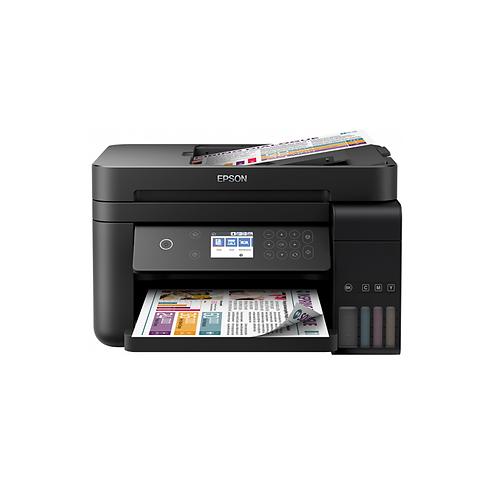 Epson Multifunzione A4 EcoTank Office inkjet Modello Eco ET3750 Stampa a colori