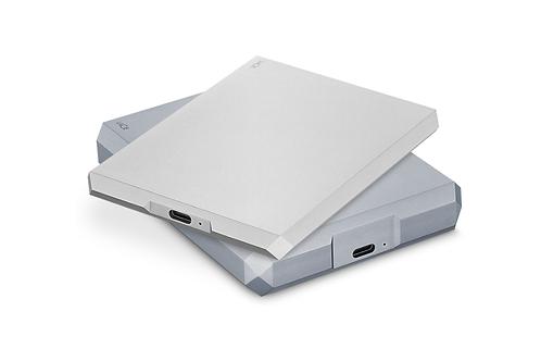 LaCie Mobile Drive USB-C con capacità da 1TB fino a 5 TB e Velocità 130MB/s