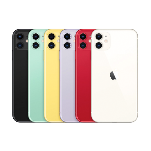 "iPhone 11 con LCD Retina Display 6,1"" Processore A13 Bionic"