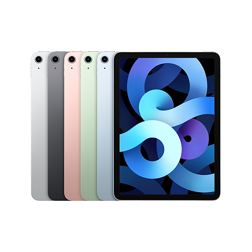 "iPad Air 10,9"" Retina Display Touch Processore A14 64bit Fotocamera 12 Mpixel"