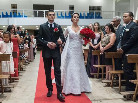 Casamento Aiane & Gabriel