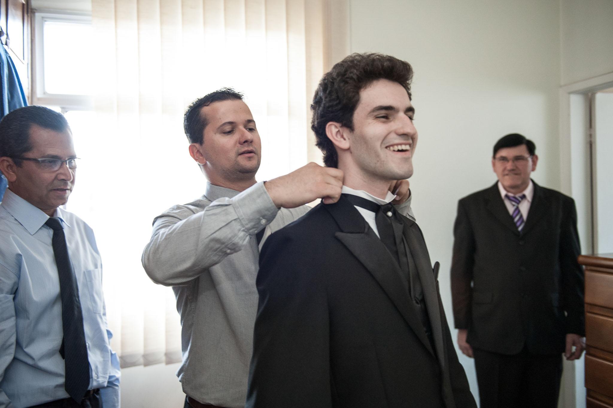 Making Of Noivo