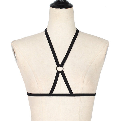 Sexy plus size lingerie body harness Australia