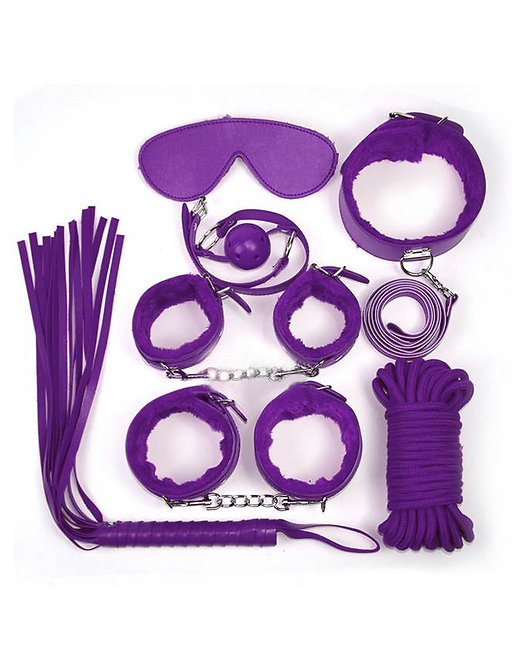 Bondage sex toy kit