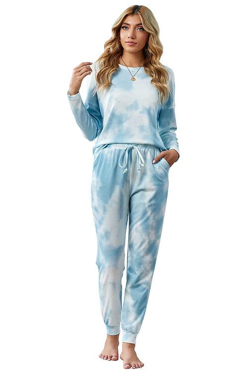 Comfortable plus size loungewear lingerie set