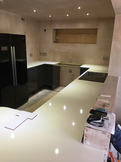full kitchen re-fit