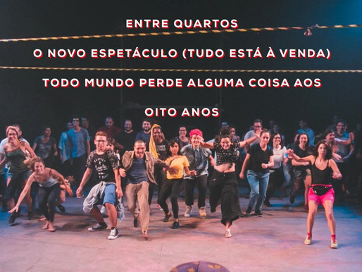#TeatroParaTemposIsolados
