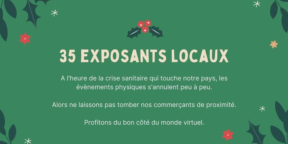 Marché de Noël Virtuel NOVEMBRE 2020
