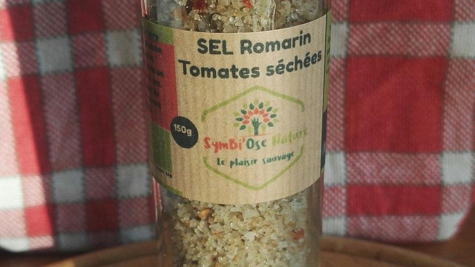 SEL de Guérande Tomates séchées et Romarin