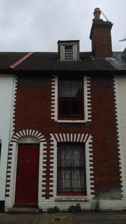 BEFORE: Sydenham Street, Whitstable