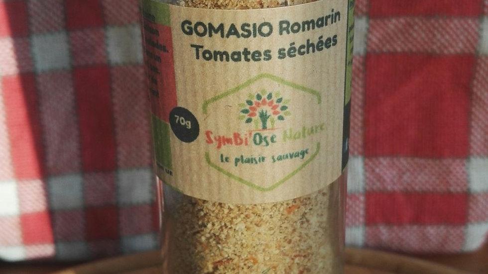 Gomasio Tomates séchées Romarin