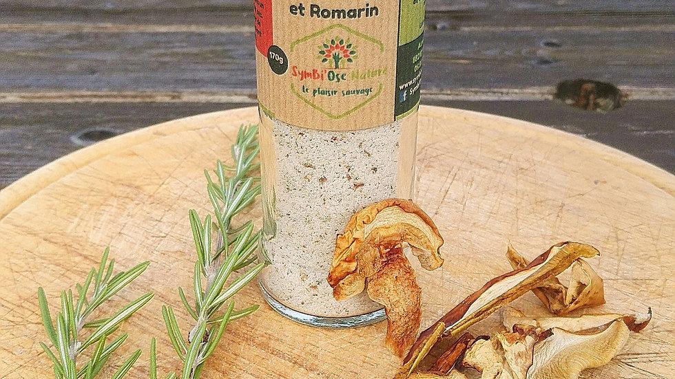 Sel fin de Guérande Cèpes et Romarin