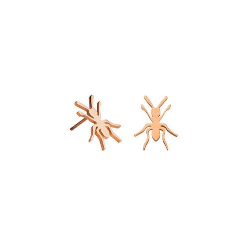 Ant Stud Earrings