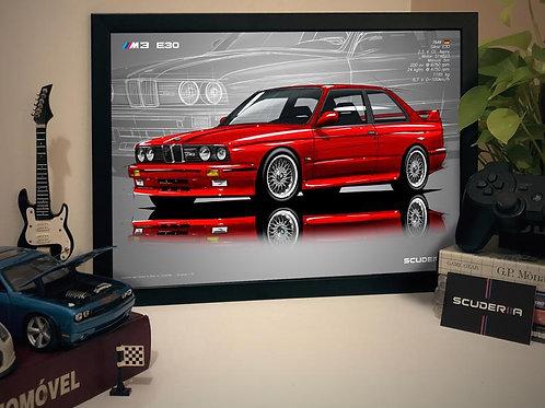 BMW M3 E30 - PERSPECTIVE