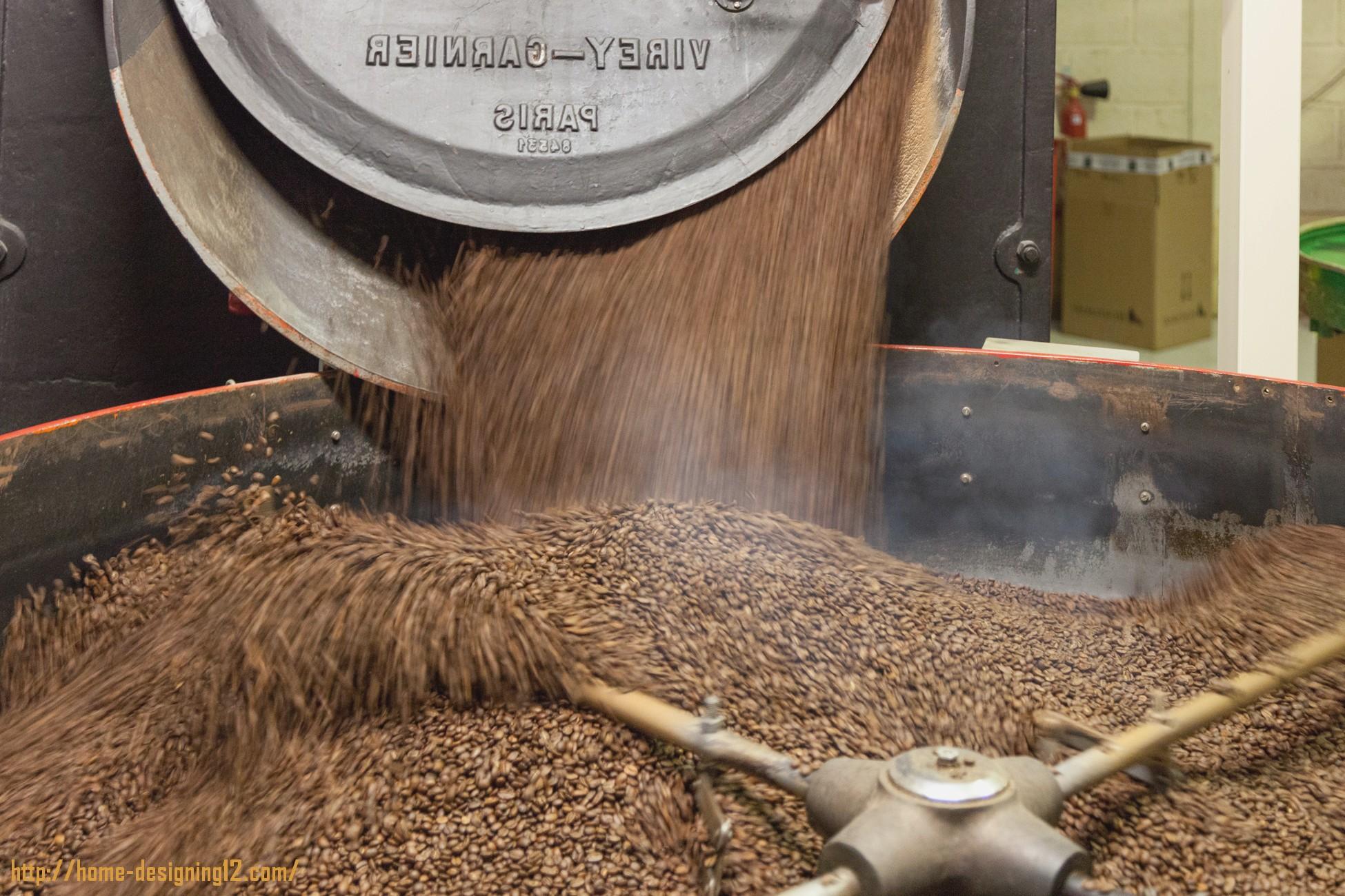 machine-a-torrefier-le-café-nouveau-br-lerie-caron-la-torr-faction-du-caf-lev-e-au-rang-dart-of-mach