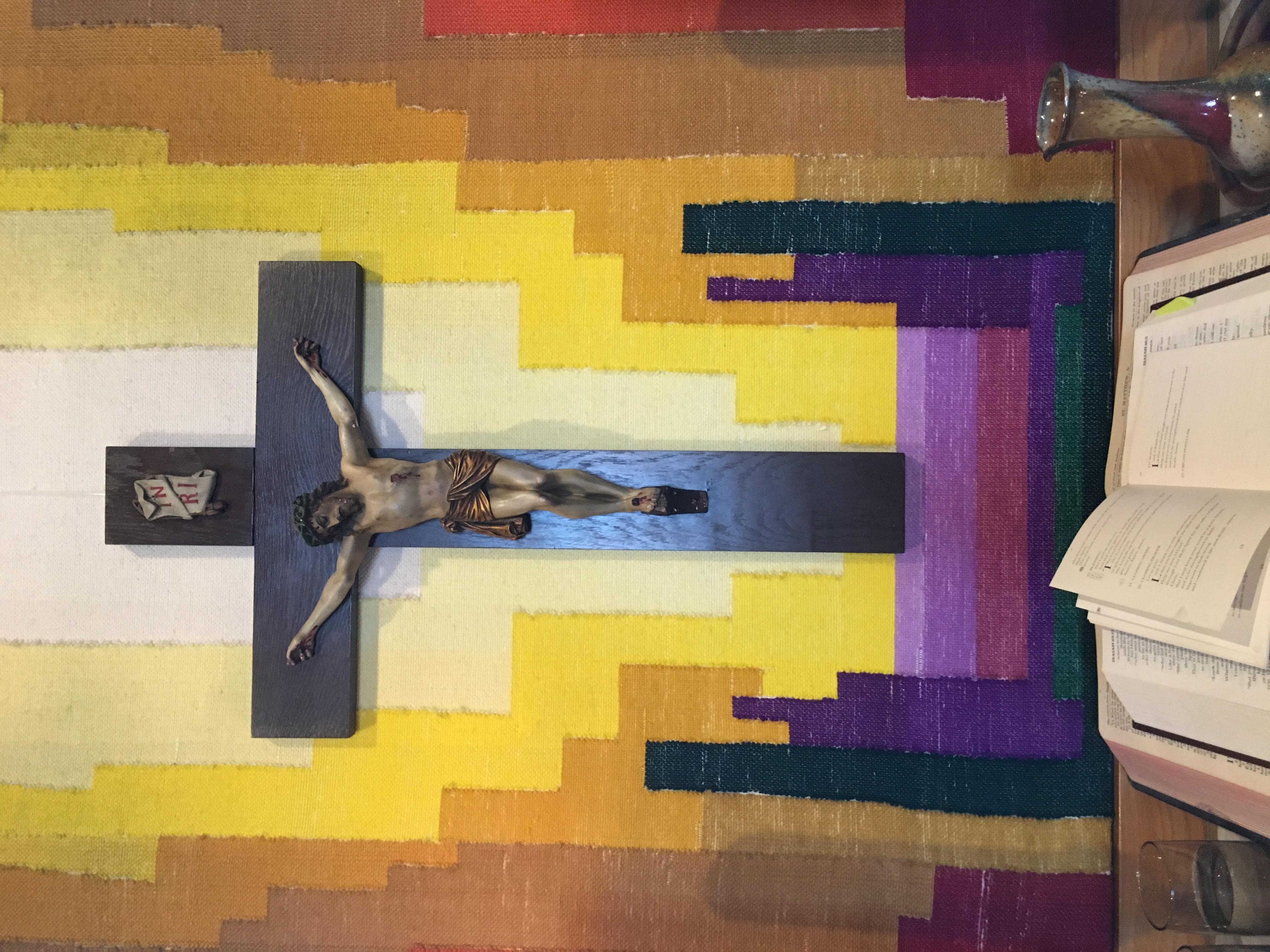 Altar weaving