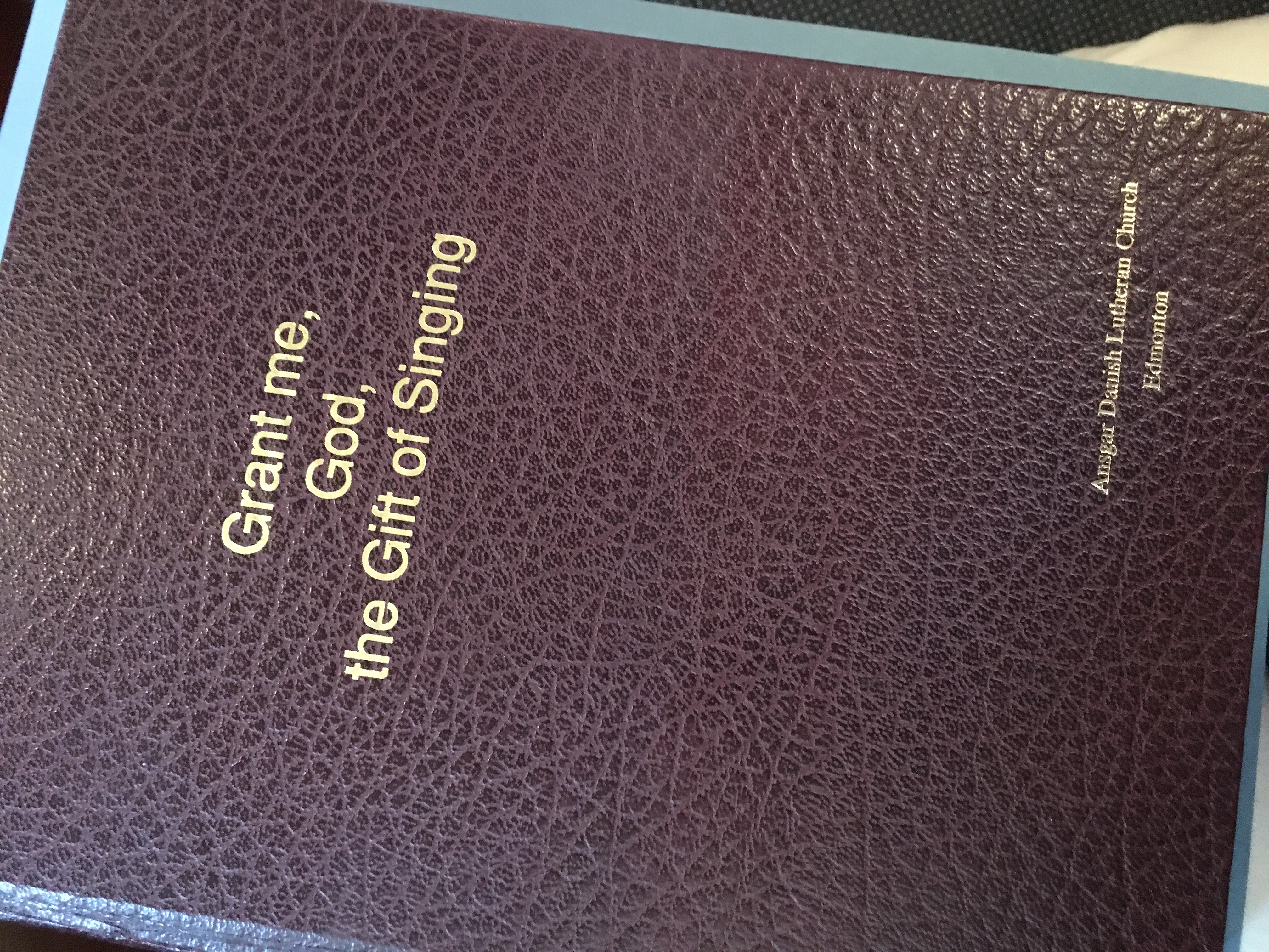 English Hymn Book