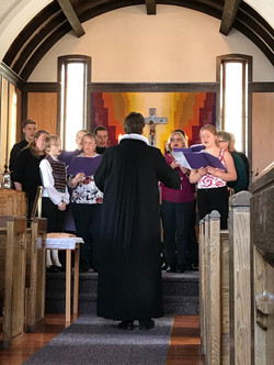 Ansgar Singers Easter 2018