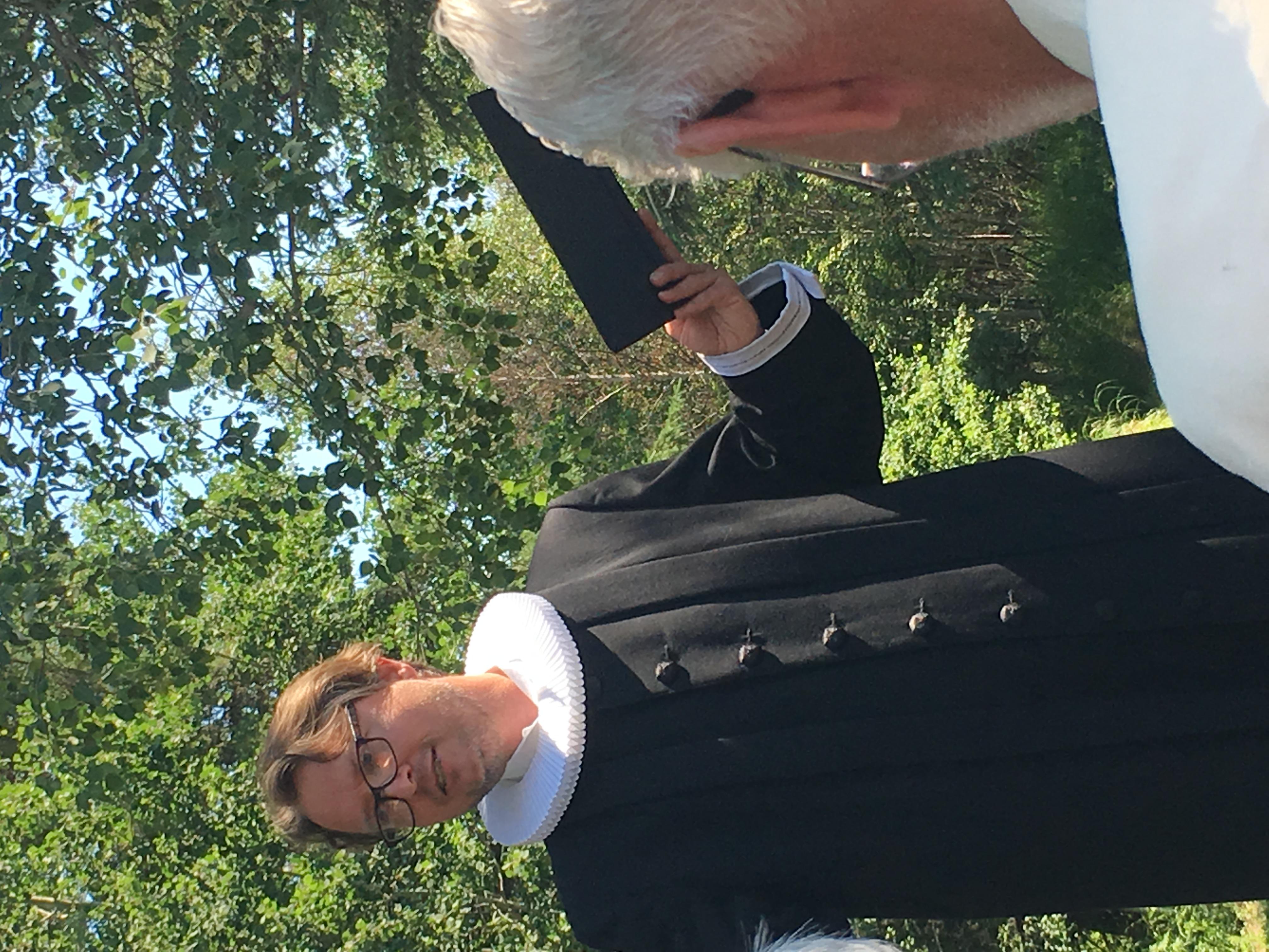 Pastor Lasse