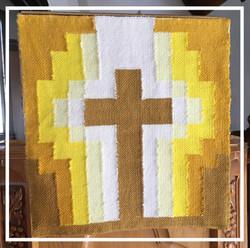 Pulpit weaving