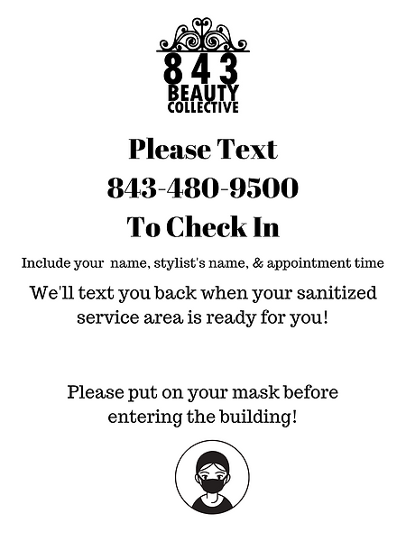 Please text 843-480-9500 To Check In.png