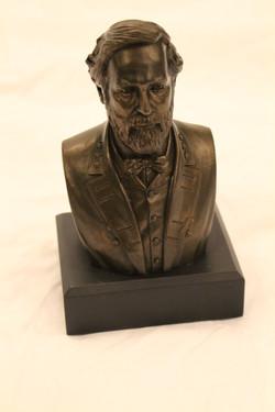Robert E. Lee Bronze Bust