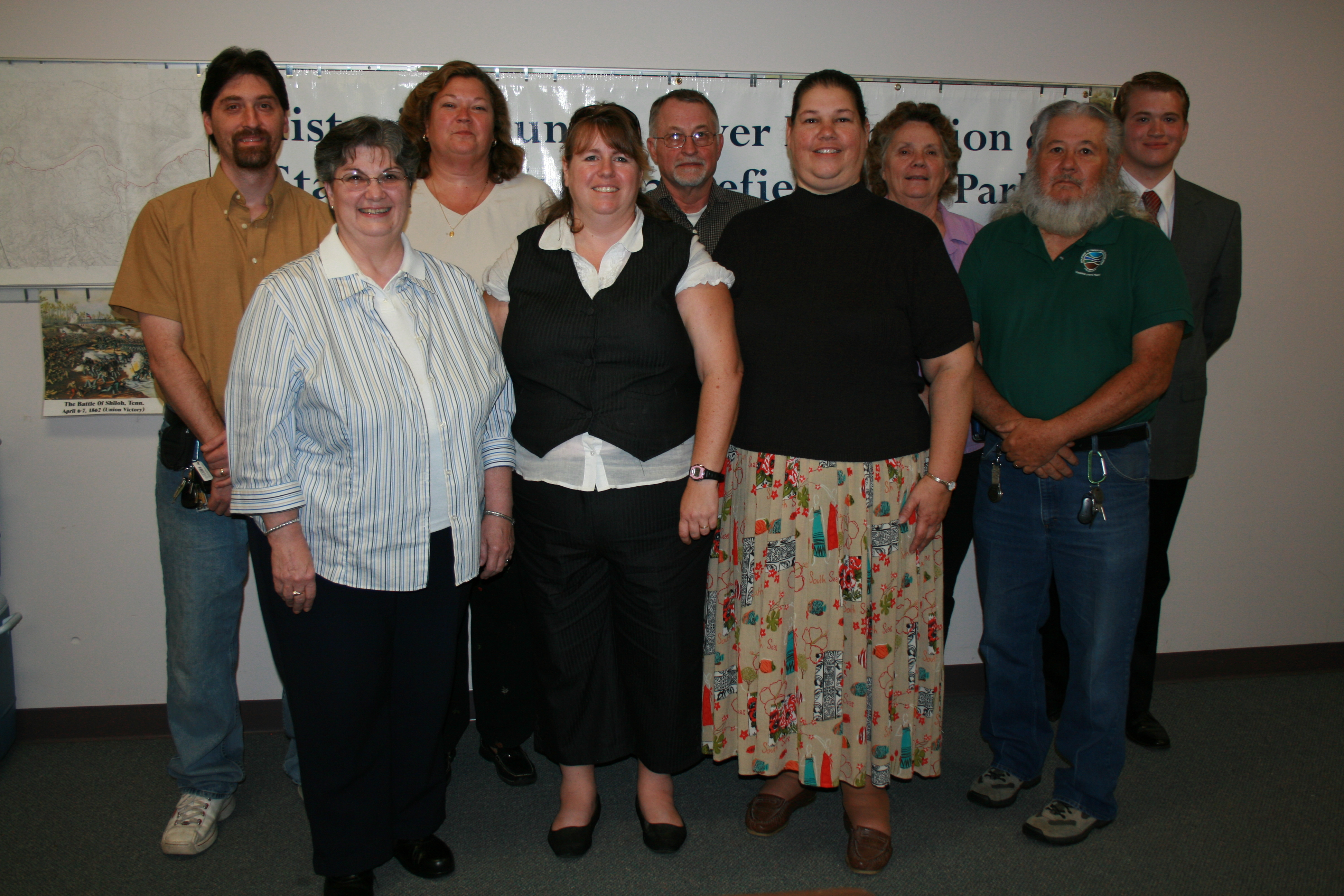 Annual Foundation Meeting 2009