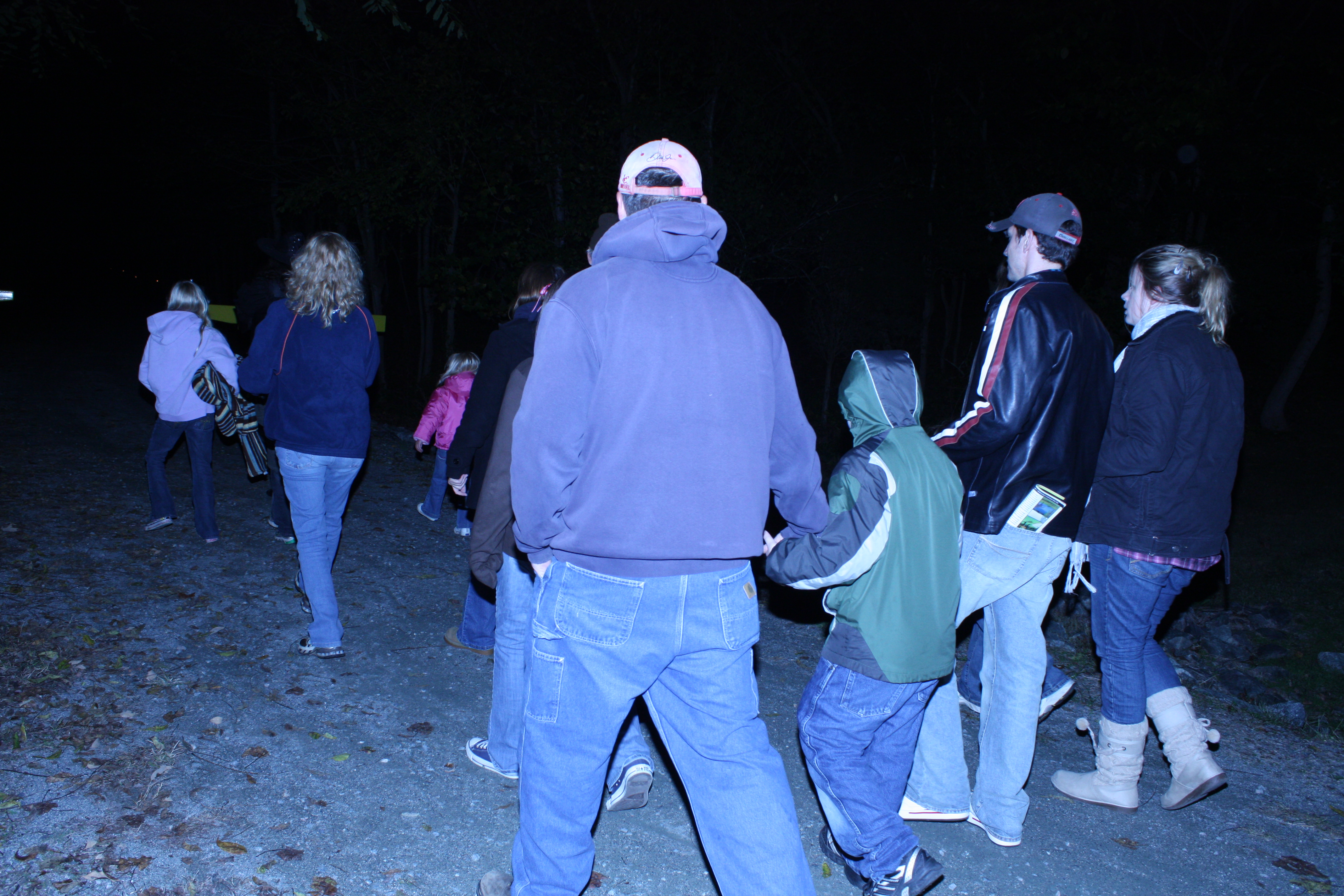 Haunted Harvest Hayride 2009