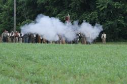 150th Anniversary - Reenactment