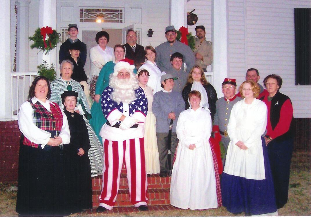 2008 Antebellum Christmas