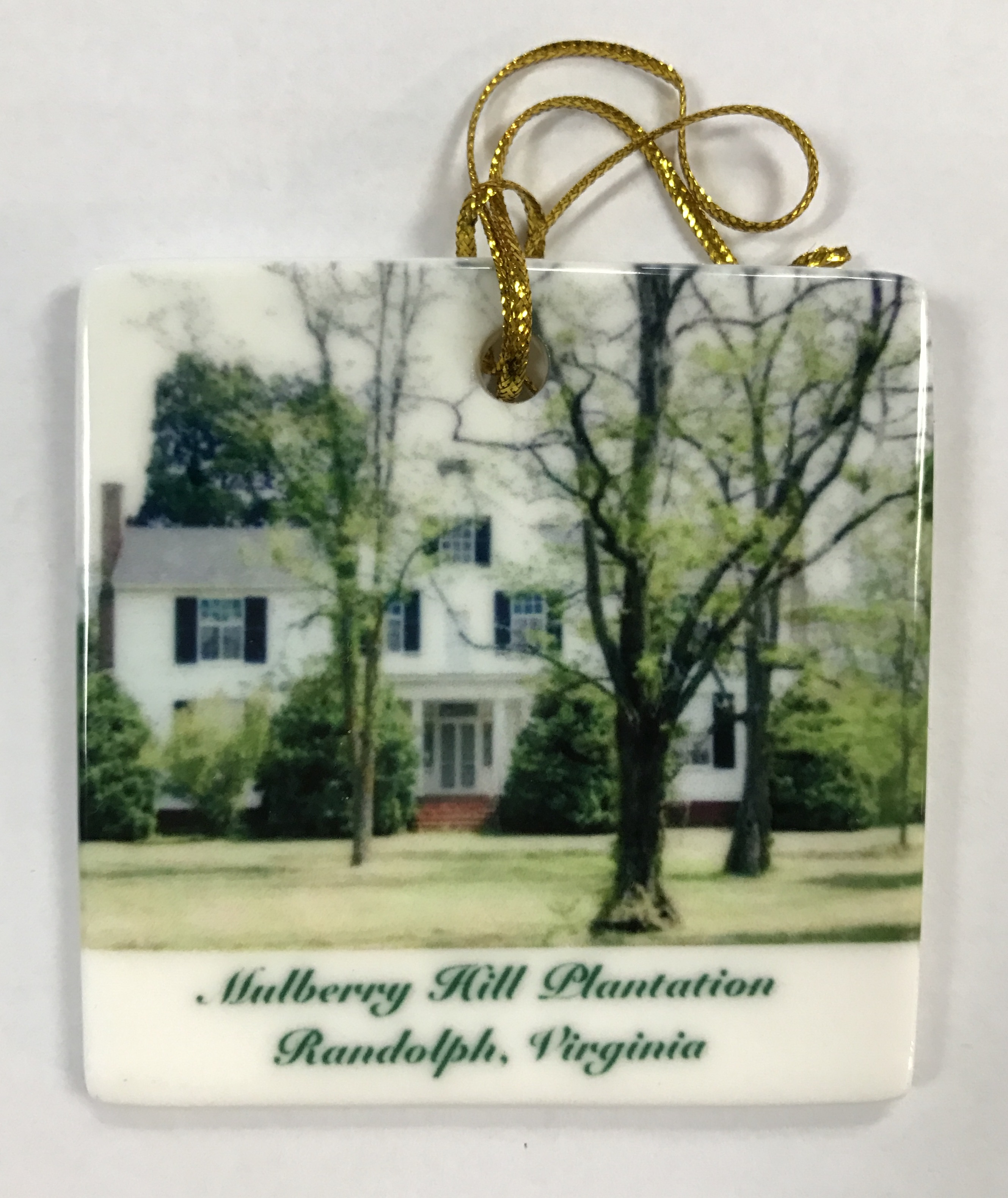 Mulberry Hill Christmas Ornament