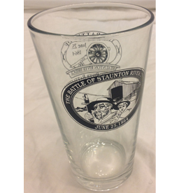 Historic Staunton River 16oz. Glass