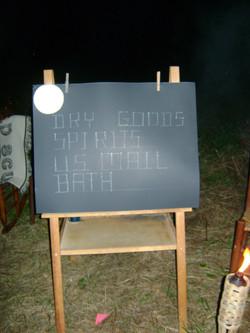 Haunted Harvest Hayride 2010