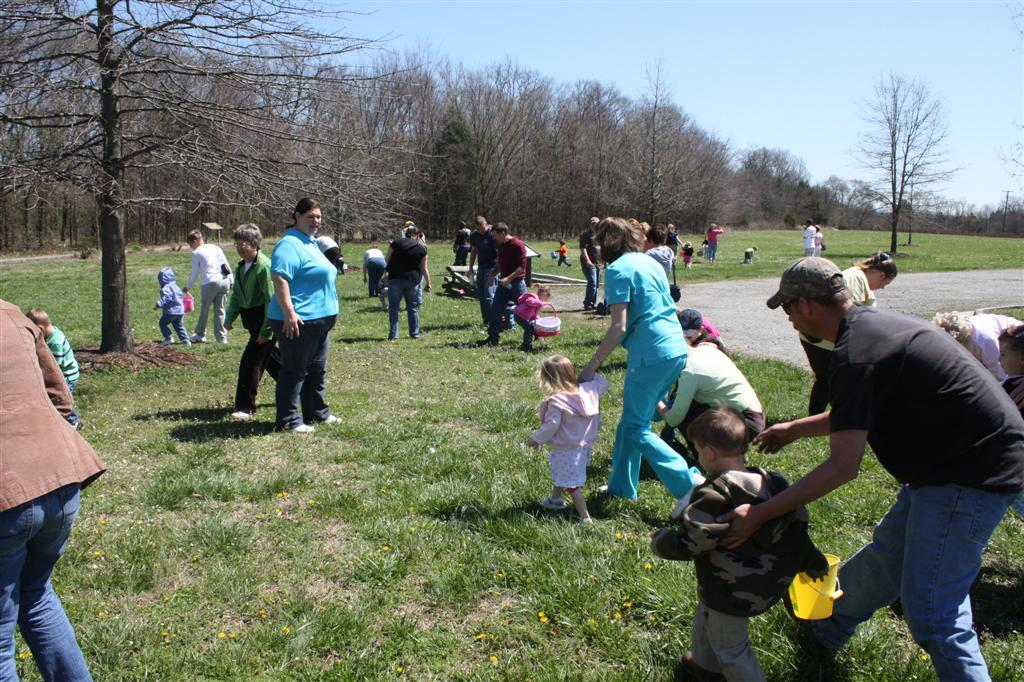 Easter Egg Hunt 2009