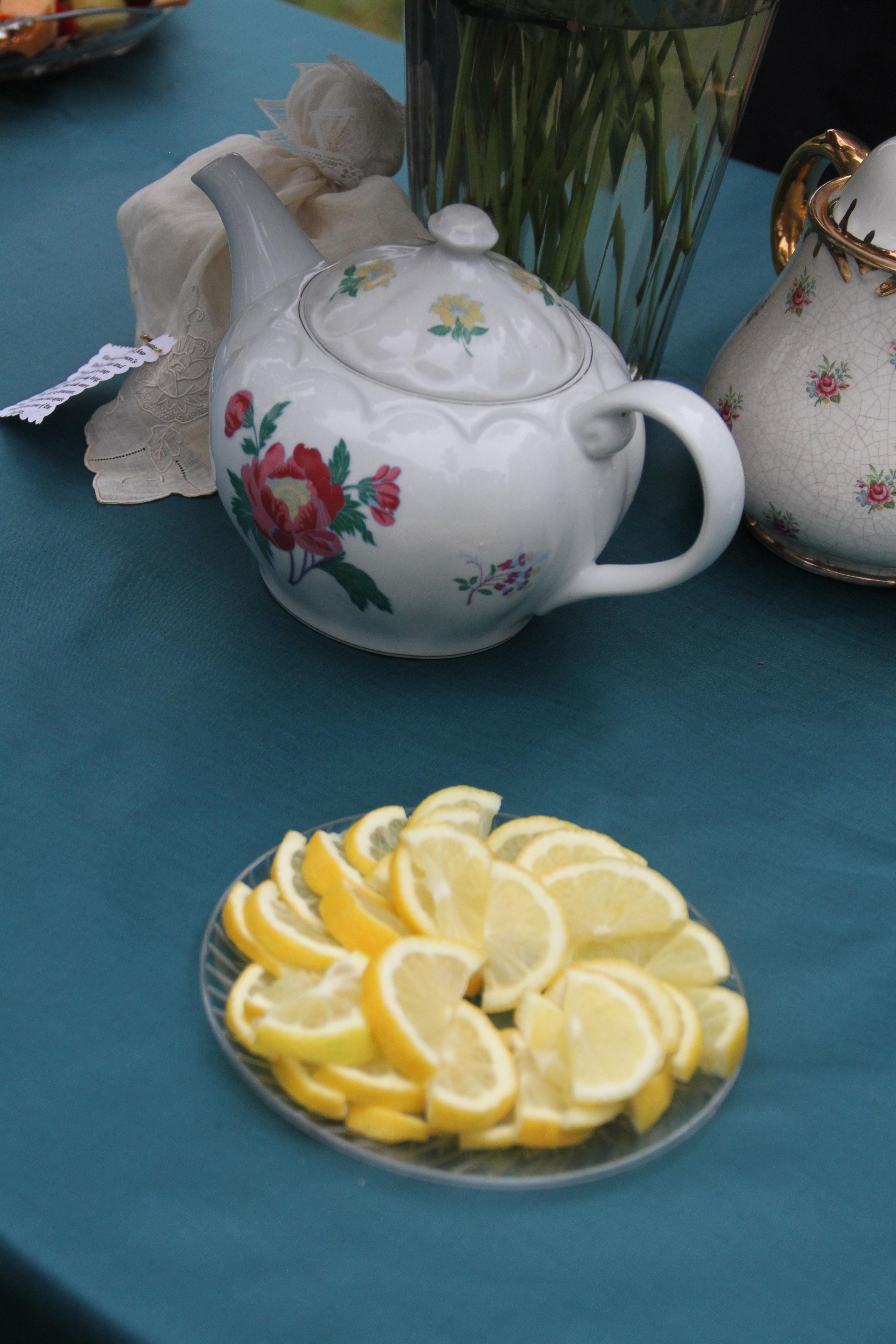 Fashion Show & Tea 2011