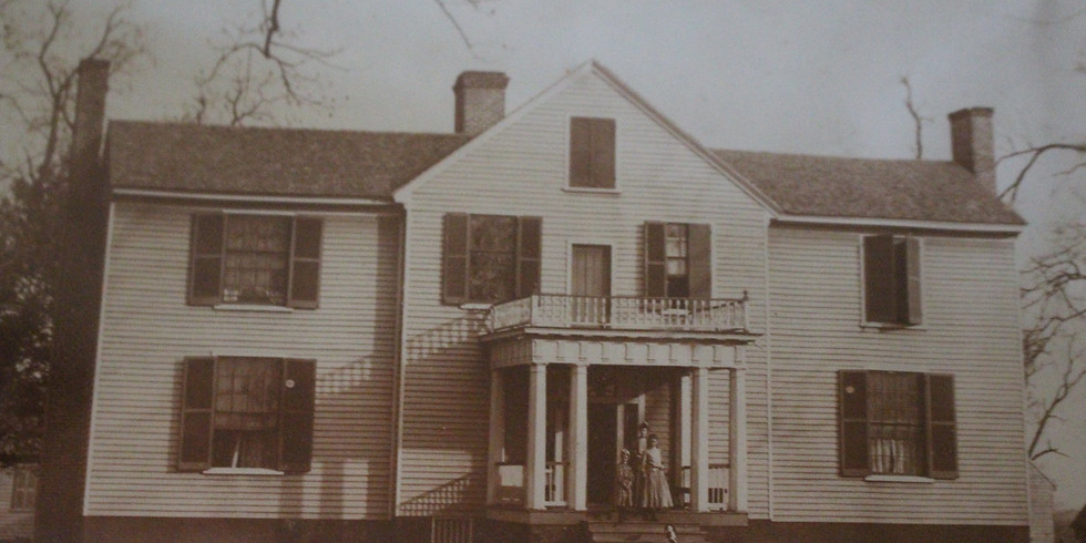 Mourning at Mulberry Hill Plantation