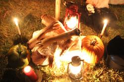 Haunted Harvest Hayride 2011