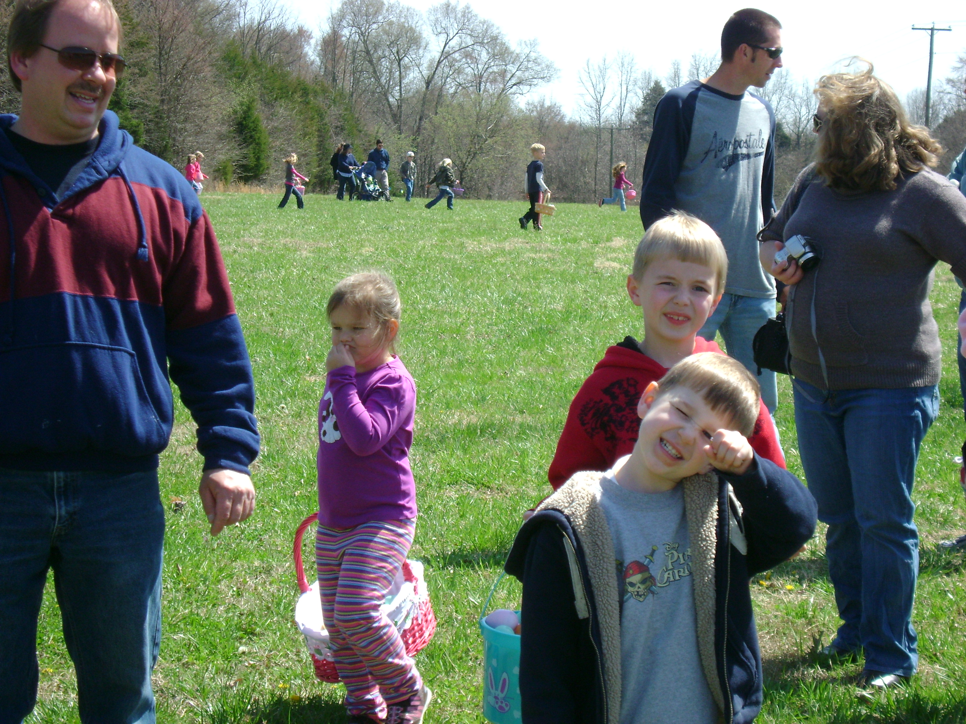 Easter Egg Hunt 2010