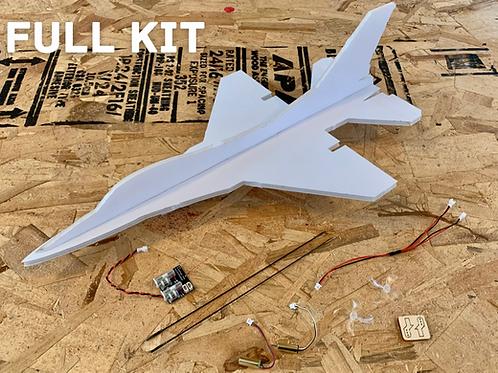 Micro Jet Series FULL KIT