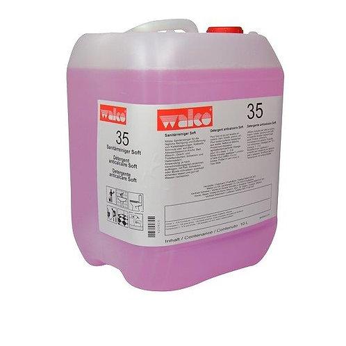 Soft n°35 - Détergent anticalcaire