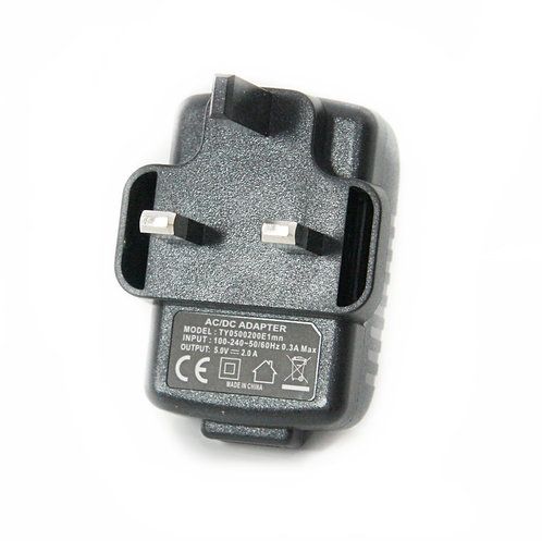 SPARE UK PLUG for Lasercap 148 and 272 diodes.