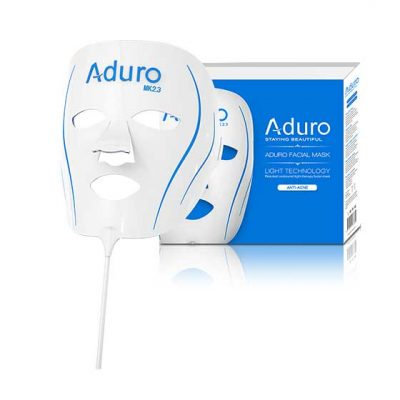 ADURO® SINGLE BLUE FACIAL MASK | FIGHTS ACNE