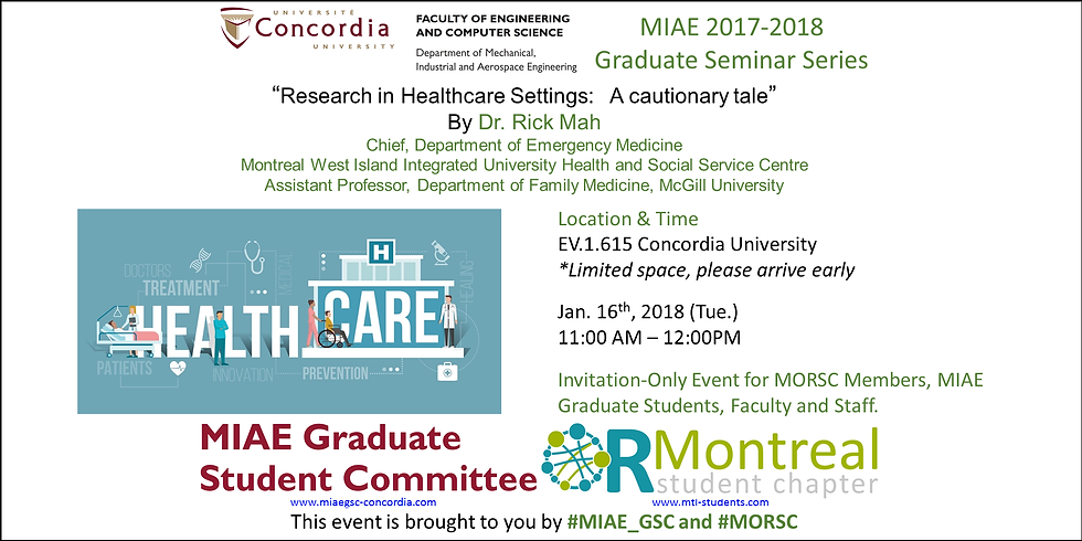MIAE 2017-2018 Graduate Seminar 5