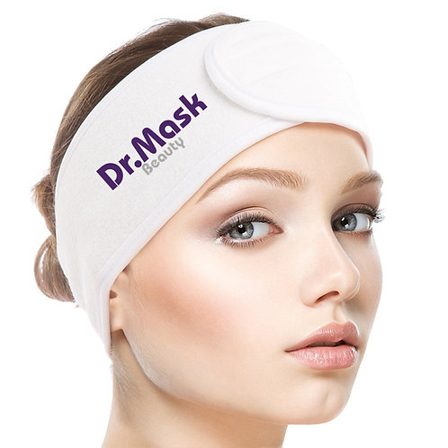 DR.MASK ADJUSTABLE CLOSURE HAIR HEADBAND