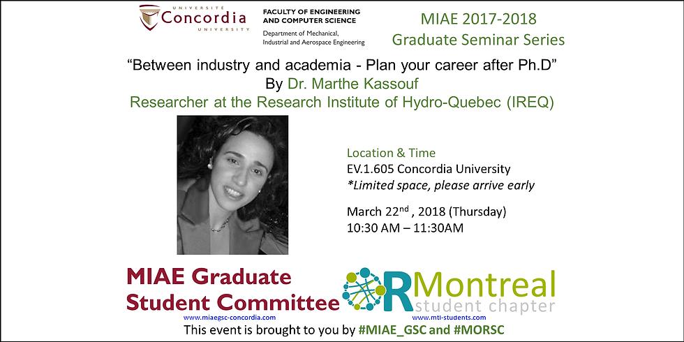 MIAE 2017-2018 Grad Seminar 9
