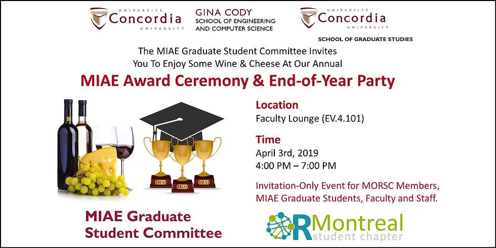 2019 MIAE Annual Award Ceremony